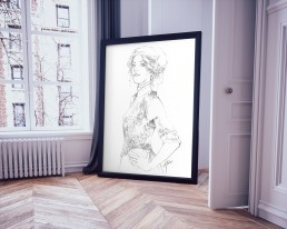 portraits pour crimes - Caroline Wahl