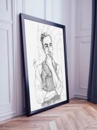 portraits pour crimes - Stéphane Bernard