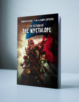 couverture du retour du nyctalope