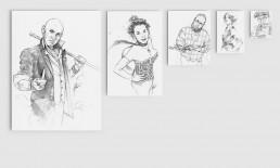 portraits pour crimes