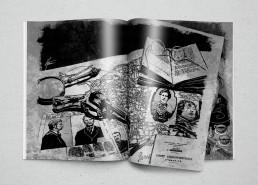 illustrations pour crimes