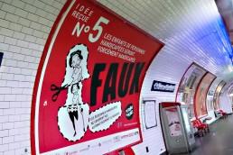 affiches métro paris piétinons les préjugés