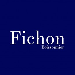logotype du restaurant Fichon paris en version texte