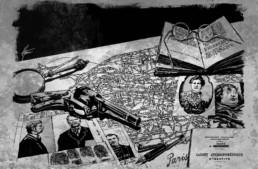Mener l'enquête JDR Crimes