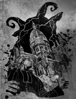 Religion illustration pour JDR Crimes Paris