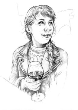 Portrait de contributrice pour JDR Crimes Paris